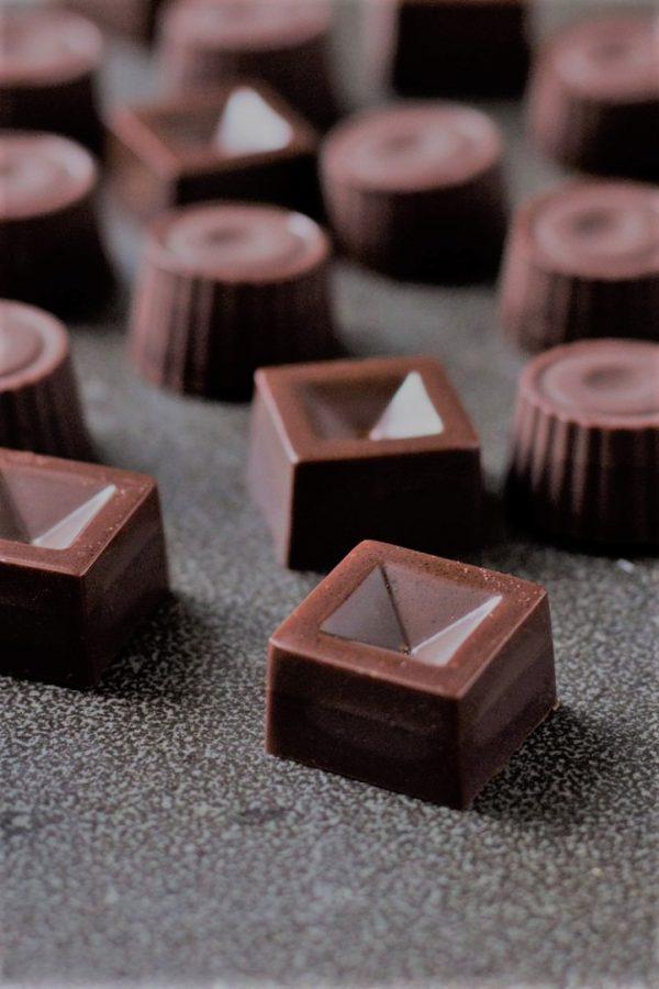 CBD raw chocolate one a day